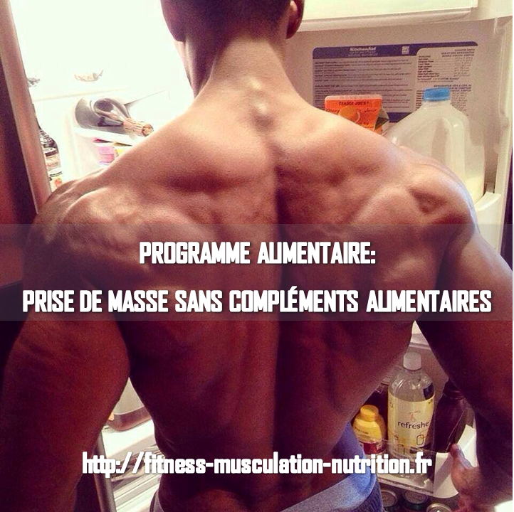 Diete pdm sans complement fitness musculation nutrition for Complement musculation