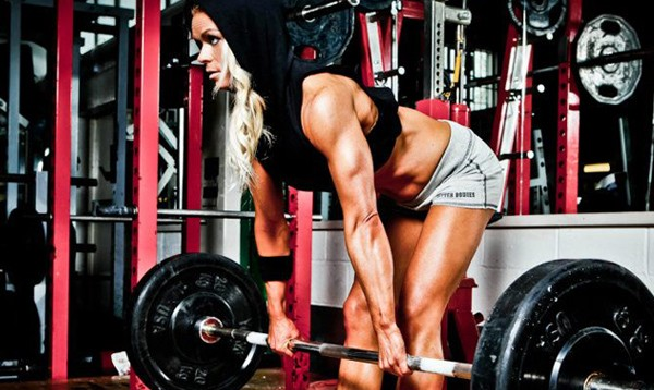 la musculation au féminin