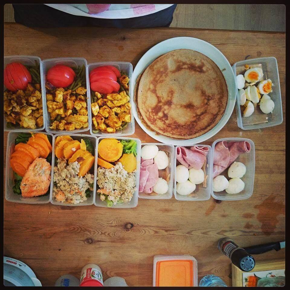Planification et préparation des repas