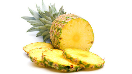 ananas musculation