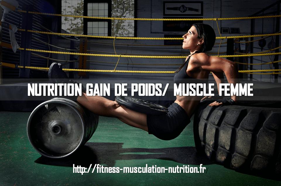 f3be6526550 PROGRAMME NUTRITIONNEL GAIN DE POIDS FEMME - Fitness Musculation ...