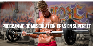 muscu bras superset