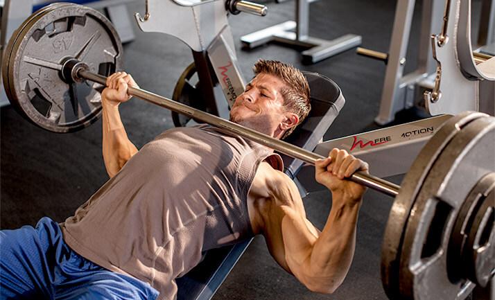 programme de musculation superset pectoraux et dos