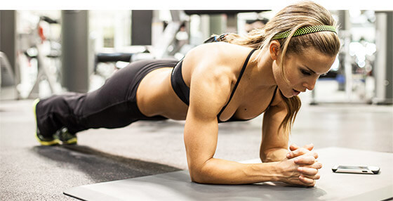 programme de musculation abdominaux