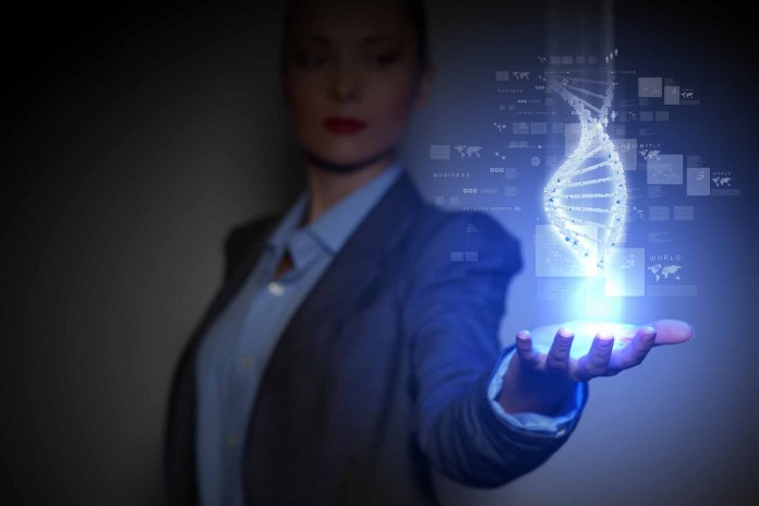 résultats de l'analyse ADN