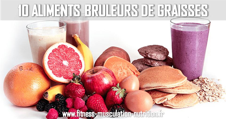 fruits et légumes qui décomposent les graisses