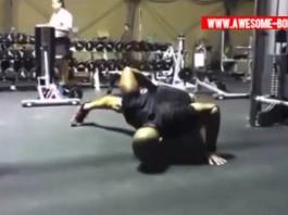 Exercice poids de corps