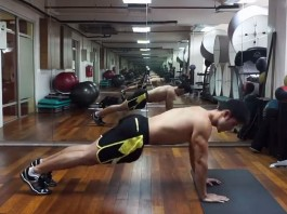 training tabata
