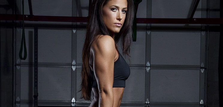 Lauren Irick, son programme de musculation